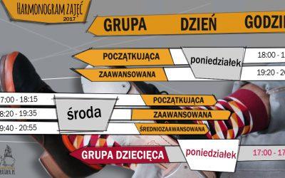Stepowanie we Wrocławiu – harmonogram 2017